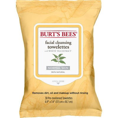 Burt's Bees Facial Cleansing Towelettes (30 count)