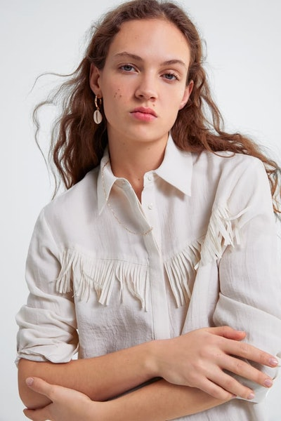 Fringed Shirt