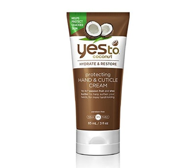 Yes To Coconut Hydrate & Restore Protecting Hand & Cuticle Cream