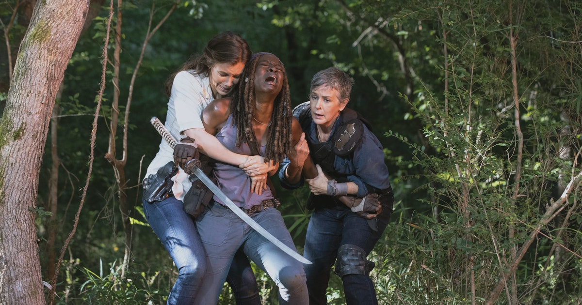 Netflix The Walking Dead Staffel 6