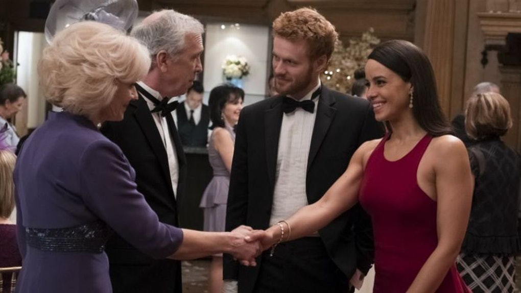"Image result for Lifetime's ""Harry & Meghan: Becoming Royal,"""