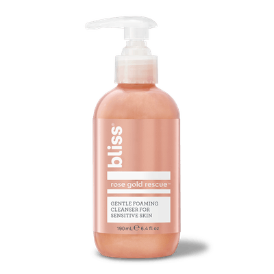 Rose Gold Rescue Cleanser