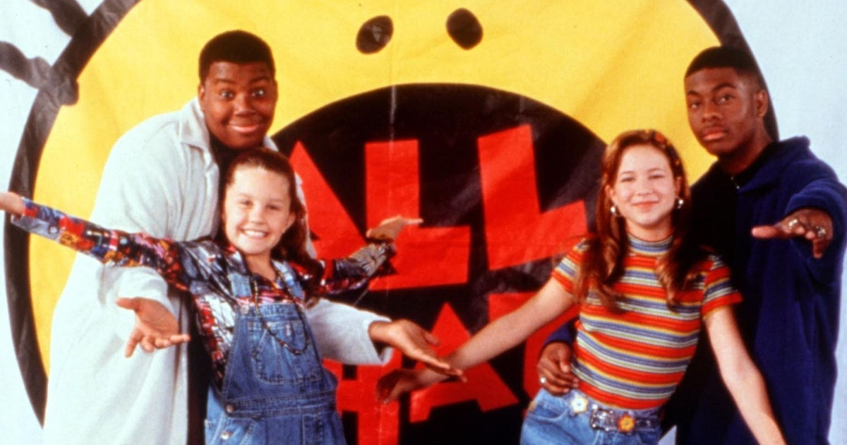 How 'All That' Changed The Lives Of Its Cast, & Created A Legacy For Generations To Come
