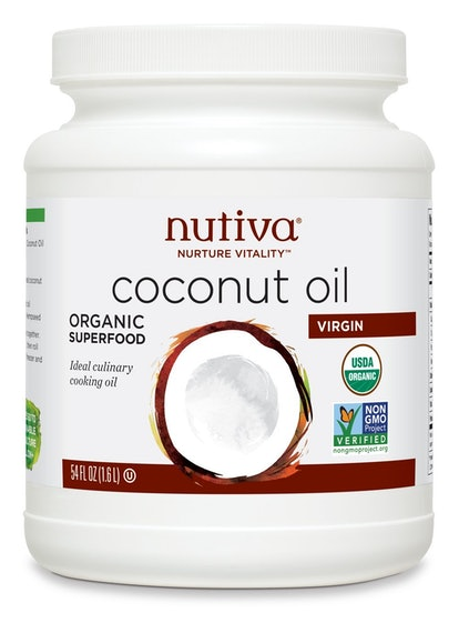 Organic Cold Pressed Coconut Oil