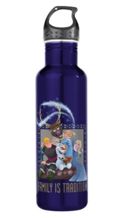 Frozen | Family is Tradition 2 Water Bottle