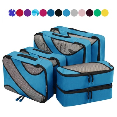 BAGAIL Six Set Packing Cubes
