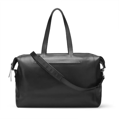 Le Sud Leather Weekender