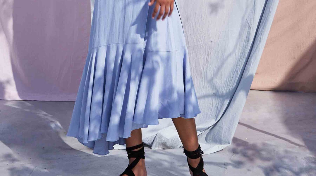 b1097a6322 12 New Asymmetrical Skirts In This Month's Arrivals That Everyone Will Be  Wearing Soon