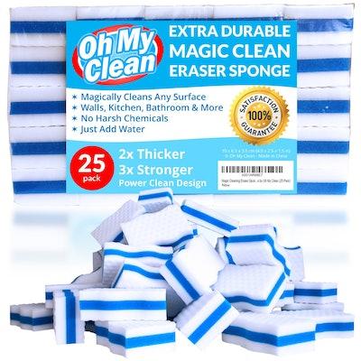 Oh My Clean Magic Eraser Sponges