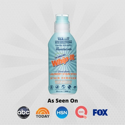 Whip-It Laundry Stain Stick Remover