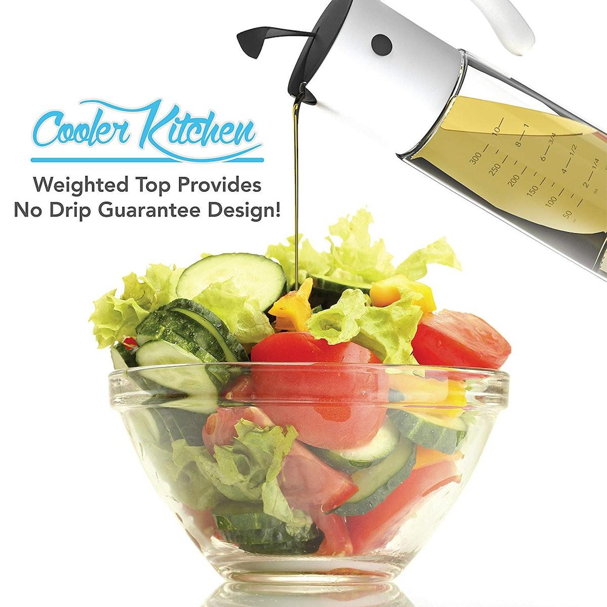Cooler Kitchen No-Drip Dispenser