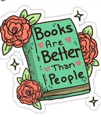 Books > People Sticker