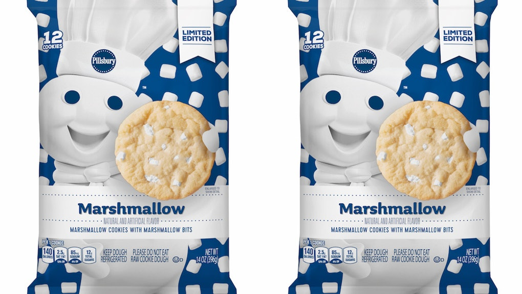 Pillsbury S Ready To Bake Marshmallow Sugar Cookies Will Upgrade