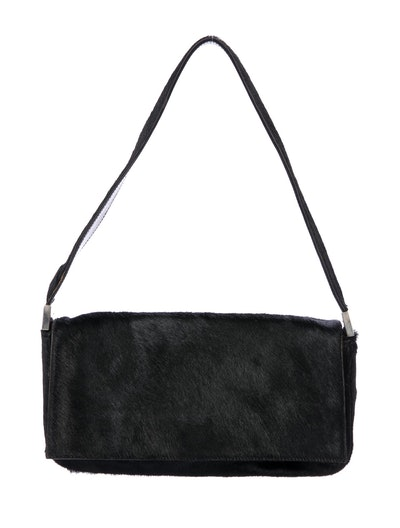 Ponyhair Shoulder Bag