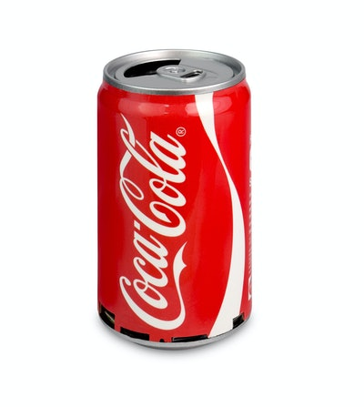 Coca-Cola Can Wireless Bluetooth Portable Speaker