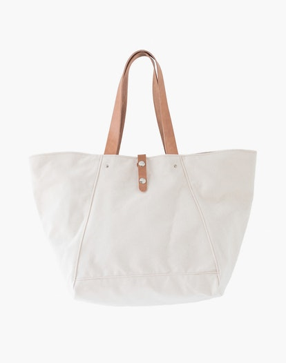 MAKR Canvas Farm Tote Bag