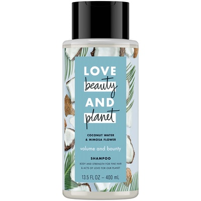 Love Beauty And Planet Volume and Bounty Thickening Shampoo for Thinning Hair, Coconut Water & Mimosa Flower