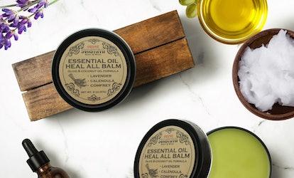 Svasthya Essential Oil Heal All Balm (3 Pack)