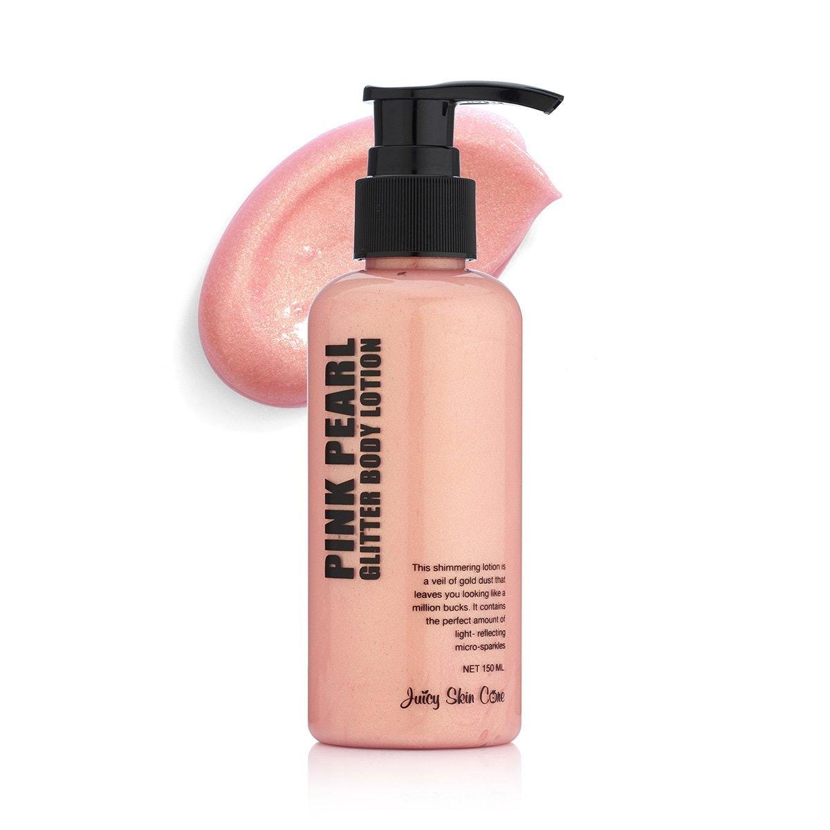 Juicy Skin Care Glitter Body Lotion
