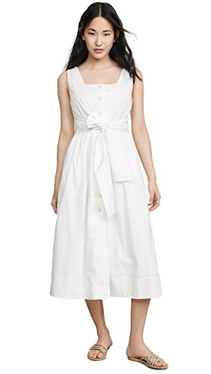 Sea Sienna Belted Tank Dress