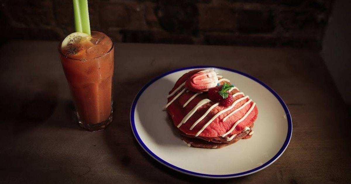 Period Pancakes & Tampon Macaroons Are On The Menu At The Bloody Big Brunch & It's All For A Great Cause
