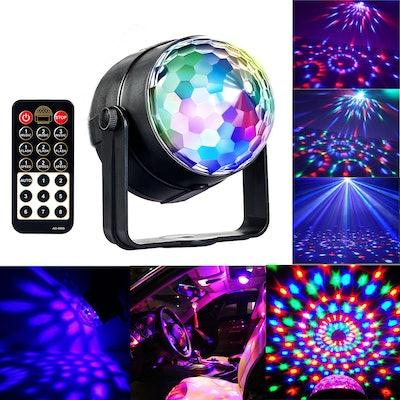 Portworld Disco Ball Party Light