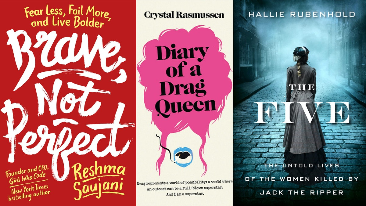 The Best Non-Fiction Books Out This Month In The UK, Because Novels Aren't The Only Things To Pay Attention To