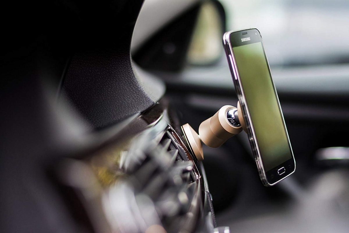 ClutchIt Dual Magnetic Phone Holder