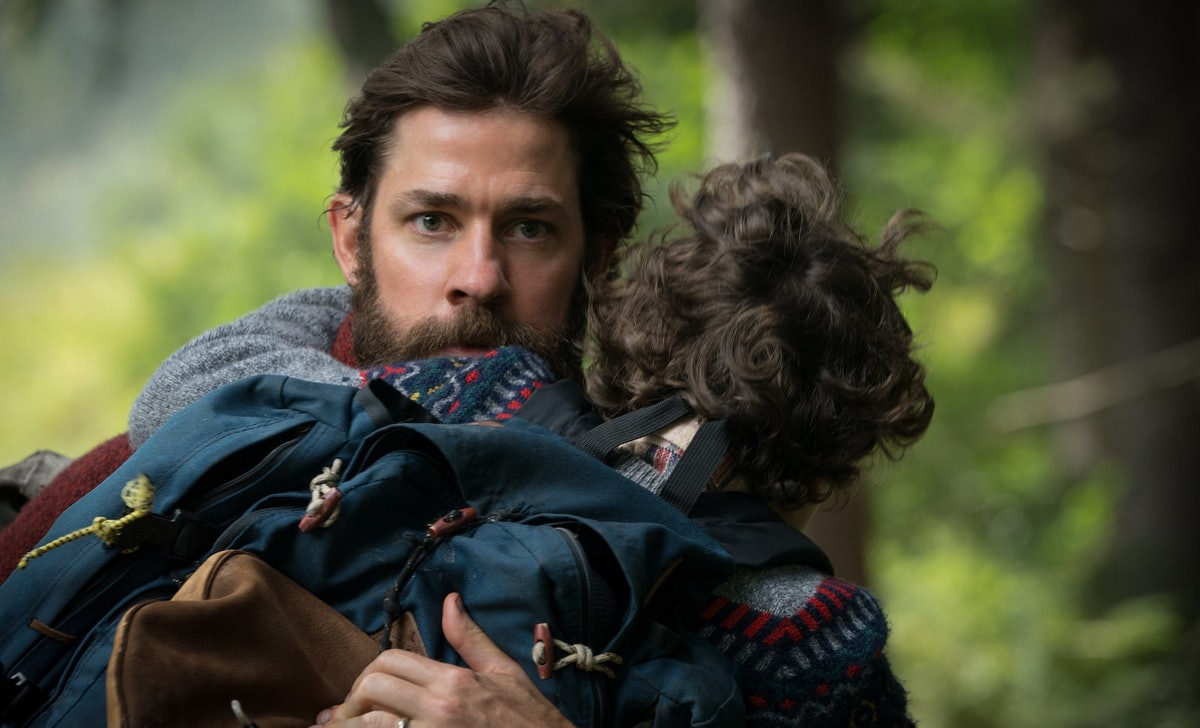 John Krasinski's Instagram About 'A Quiet Place 2' Will Get Horror Fans So Excited