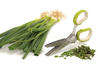 RSVP 5-Blade Herb Scissors