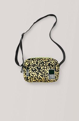 Tech Fabric Crossbody Bag