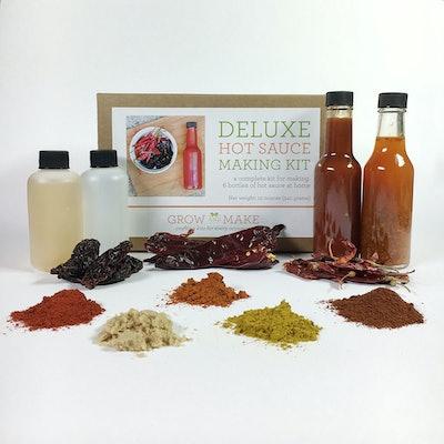 Artisan DIY Hot Sauce Making Kit