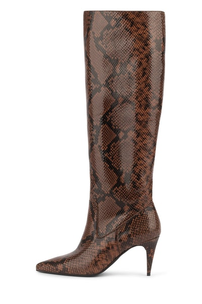 Parallel Snake Boots