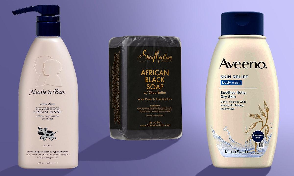 5 Gentle Soaps For Sensitive Skin
