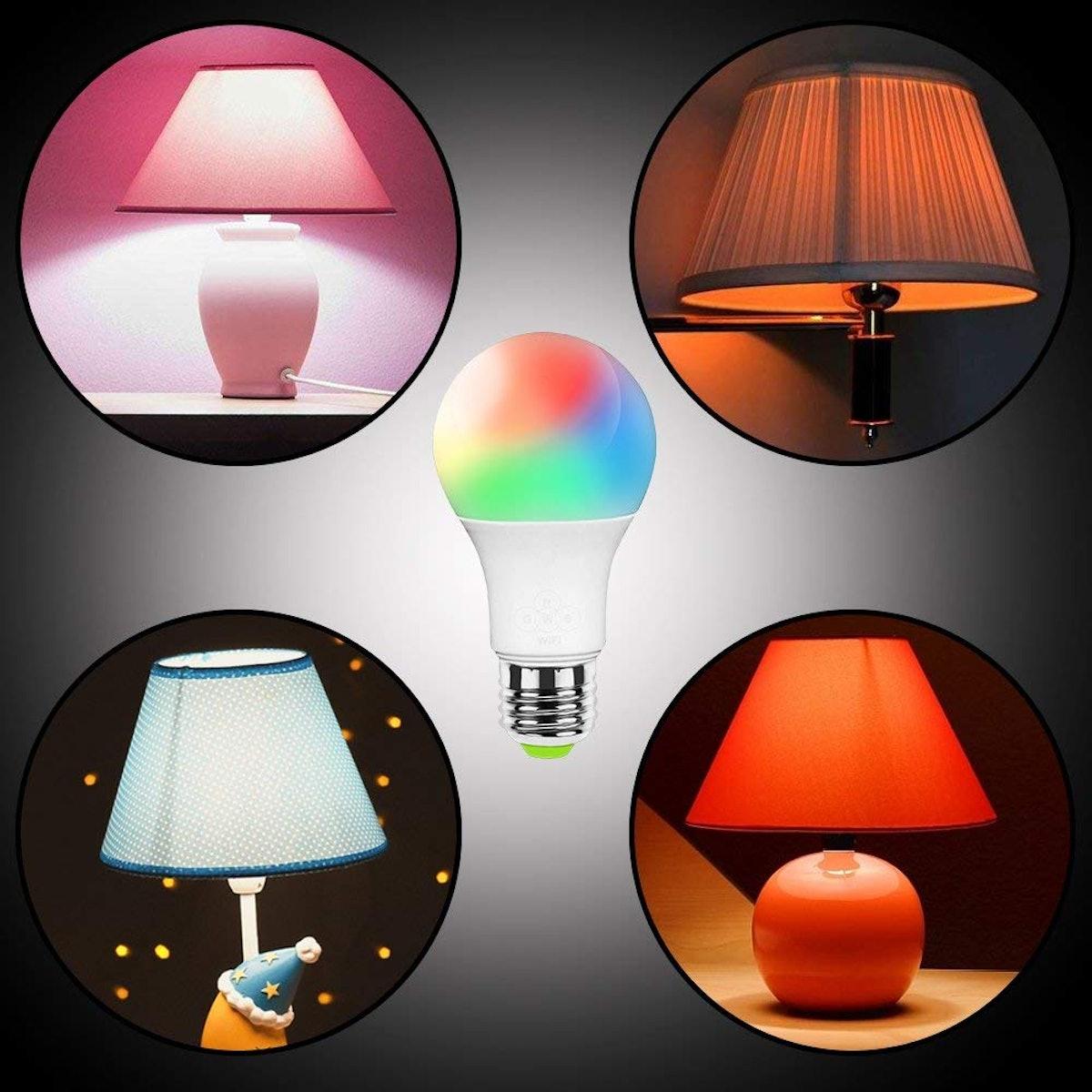 MagicLight WiFi Smart Bulb