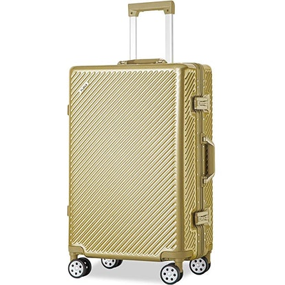 Flieks Aluminum Frame HardShell Luggage