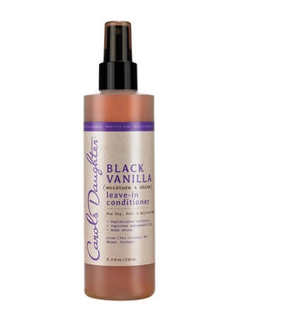 Black Vanilla Leave-In Conditioner