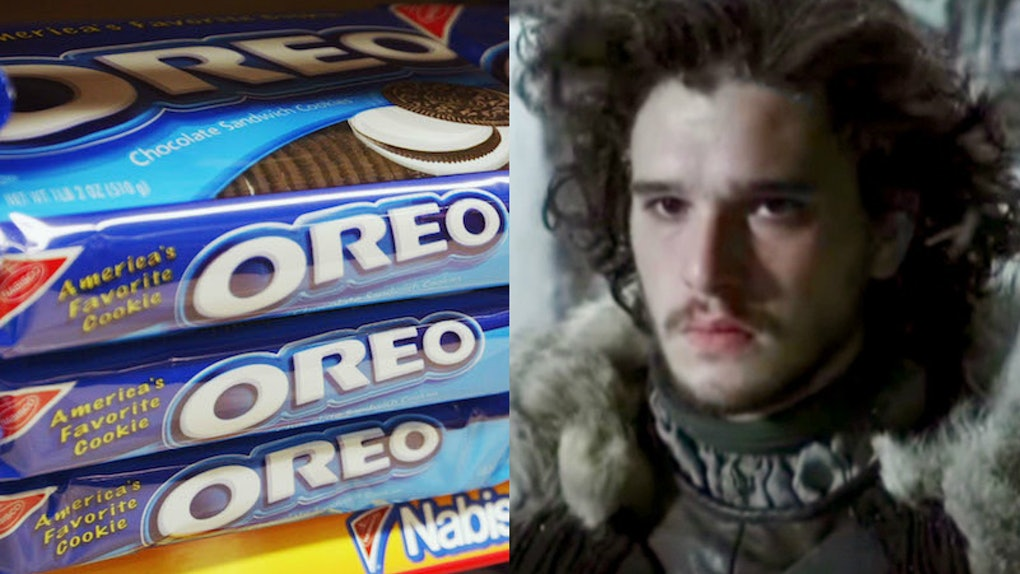 These Reported Game Of Thrones Themed Oreos Are The Tastiest