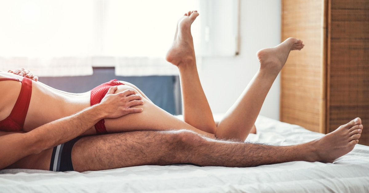 If Your Love Language Is Physical Touch, Try These 4 Sex Positions