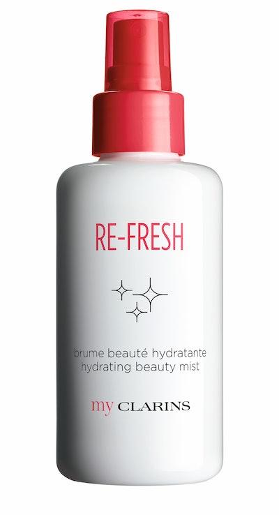 My Clarins RE-FRESH Hydrating Beauty Mist