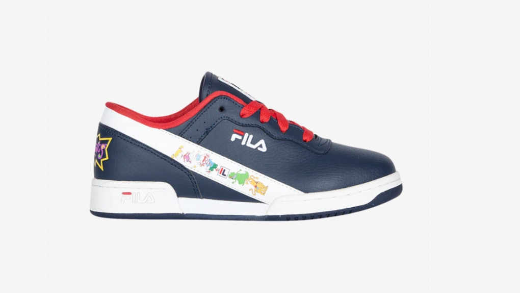 Fila S Rugrats Sneakers Have Arrived To Make You Miss The 90s Even More