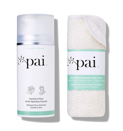Pai Organic Gentle Hydrating Camellia & Rose Cleanser for Sensitive Skin