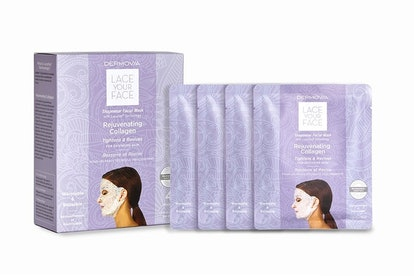 Lace Your Face Compression Facial Mask