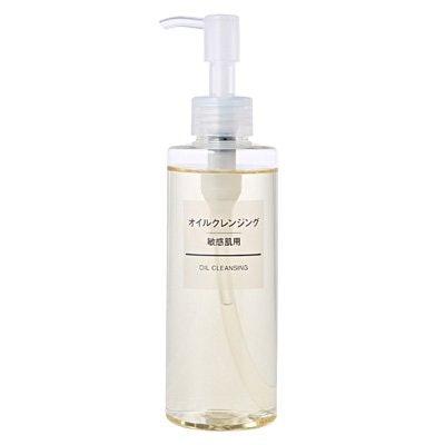 Nmark Muji Sensitive Skin Oil Cleansing