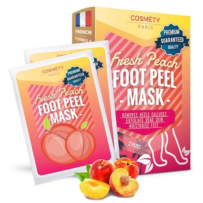 Cosméty Fresh Peach Foot Peel Mask