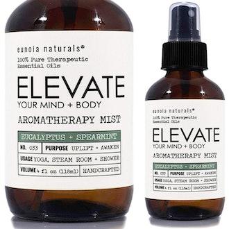 Eunoia Naturals Elevate Aromatherapy Mist