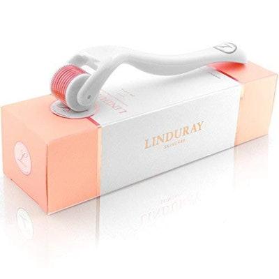 Linduray Skincare Derma Roller Microneedling Kit