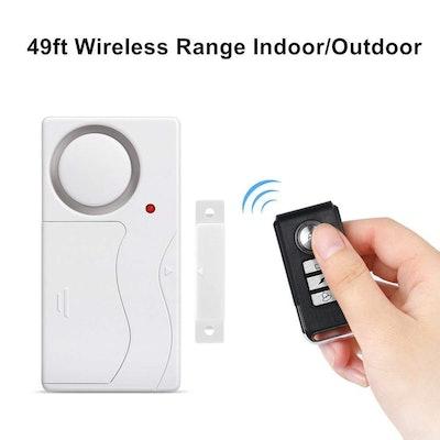 wsdcam Door and Window Alarm