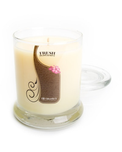Fresh Peppermint Candle