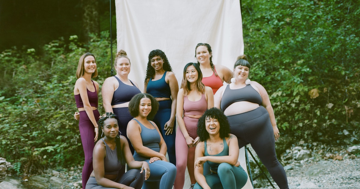 8 Size Inclusive Activewear Brands That Are Stylish And Sweat Proof